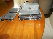 107 MERCEDES FERRARI Becker Stereo MEXICO cassette w/amp & 2 speakers