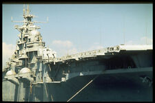 496001 The Bunker Hill Aircraft Carrier A4 Photo Print