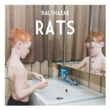 Rats - Balthazar (2013, CD NEUF)