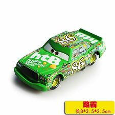 Mattel Disney Pixar Cars No.86 Chick Hicks Diecast Metal Toy Car 1:55 Loose New