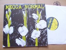 MECCA NORMAL,THE FIRST LP , lp m-/m(-) k-rec. KLP 38 USA 1995