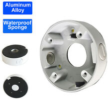 Security Camera Bracket Mount Junction Box For 3.6mm Lens Dome Housing Metal