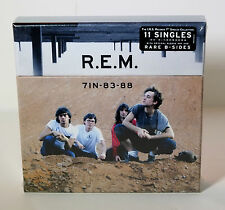 "R.E.M. 7IN-83-88 I.R.S. Records Singles Collection 11 x 7"" VINYL BOX SET Sealed"