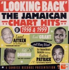 Various(2CD Album)Looking Back-The Jamaican Chart Hits 1958-1959-Sunris-New