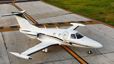 Eclipse 550 Very Light Jet Aircraft Wood Model Small New