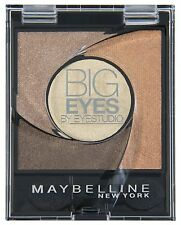 Maybelline Eyestudio BIG EYES OMBRETTO 3,7 g (01 Luminoso Marrone)