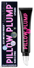 Soap and Glory Sexy Mother Pucker PILLOW PLUMP XXL CLEARVOYANT Clear Lip Gloss