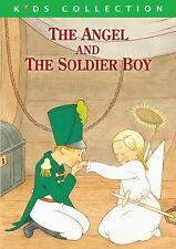 The Angel & The Soldier Boy (DVD, Animated Christmas, music by Clannad)