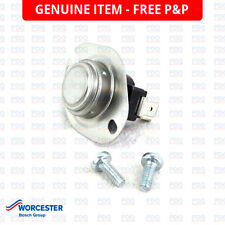 WORCESTER 230 & 240 HIGHFLOW 400 BOILER THERMOSTAT 87161423620 - NEW *FREE P&P*