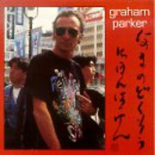 Live Alone Discovering Japan - Graham Parker (1998, CD NIEUW)