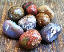 Fancy Jasper Polished Tumbled Stone ~ Crystal tumbles  ~SI2