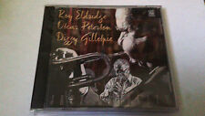 "ROY ELDRIDGE OSCAR PETERSON DIZZY GILLESPIE ""JAZZ MATURITY"" CD 6 TRACKS"