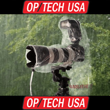 Op Tech RainSleeve Flash DSLR Digital Camera Rain Covers - 2 Pack - OpTech