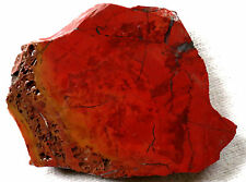 Fancy Jasper Slab - Red - Gold - 130 Grams