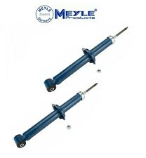 NEW Audi 4000 80 90 Coupe 80-92 Set of 2 Rear Shock Absorbers Meyle 1267150003