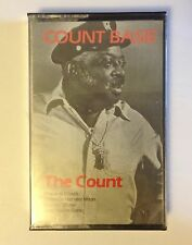 "Count Basie The Count RCA 1985 Factory Sealed ""FREE SHIPPING"""
