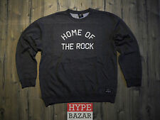 FOURSTAR | HOME OF THE ROCK SWEATSHIRT NEU FARBE:GREY GR:XL 4 STAR CLOTHING CO