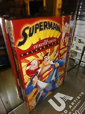 Superman: The Animated Series - Vol. 1 (DVD)  2-Disc Set! DC Comics Classic! NEW