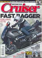 MOTORCYCLE CRUISER Magazine May 2013 (NEW COPY)