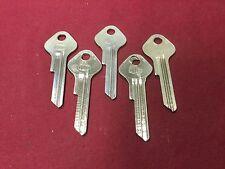Chrysler Key Blanks by Ilco, Set of 5 - Locksmith