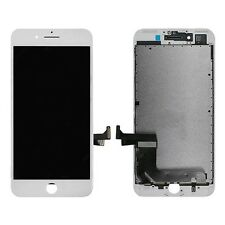 OEM iPhone 7 Plus LCD Lens 3D Touch Screen Digitizer Assembly Replacement White