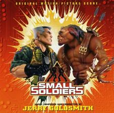 Small Soldiers - Original Score - Deleted - Jerry Goldsmith