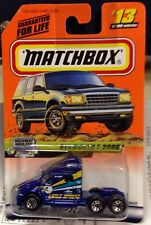 Matchbox 1999 Kenworth T 2000 Highway Hauler Series 3 NIP