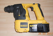 Dewalt DC213 XRP 18v SDS 3 Function Hammer Drill + 2.6ah Battery - Great Condit