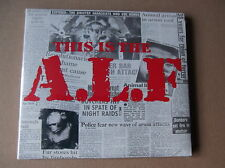 v/a THIS IS THE ALF  mortarhate  anarcho punk CD REMASTERED in DIGIpak conflict
