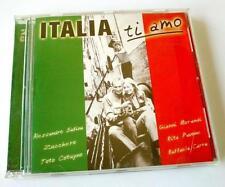 Italia Ti Amo 2 X CD Raffaela Carra Patty Pravo Adriano Celentano Portogallo