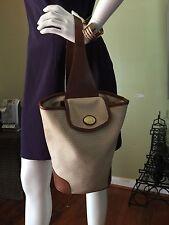 Vintage Liz Claiborne One Shoulder Backpack RARE NICE