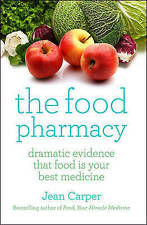 The Food Pharmacy by Jean Carper New Paperback Book