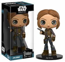 Star Wars Rogue One Jyn Erso Wobblers Bobble-Head Funko