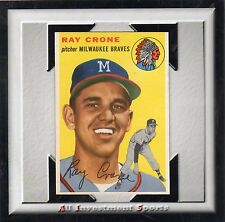 1954 Topps RAY CRONE #206 NM+ *beautiful card for your set* M23b