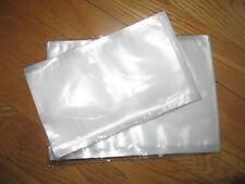 "100 Bags 50-6"" x 10"" PINT & 50-8"" x 12"" QUART MAGIC SEAL for Vacuum Sealer Bags!"