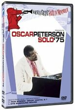 Oscar Peterson Solo '75 (DVD) Norman Granz' Jazz in Montreux NEW