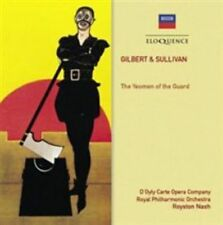 Gilbert & Sullivan: The Yeomen of the Guard (CD, Jul-2015, Decca)
