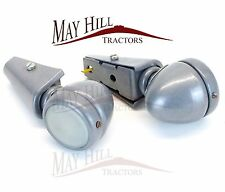 Nuffield 3/42,3DL,4/60,4DM Tractor Side Marker Light, Lamp (PAIR)