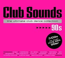 CLUB SOUNDS 90S 3 CD NEU