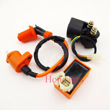 Ignition Coil , CDI 6 pin, Relary Fit GY6 50cc 110cc 125 150-250cc Scooter USA !