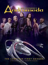 ANDROMEDA - SEASON 1 COLLECTION (NEW DVD)