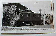 CAN091 - GRAND RIVER RAILWAY RAILROAD Co TROLLEY CAR No222 PHOTO Ontario CANADA