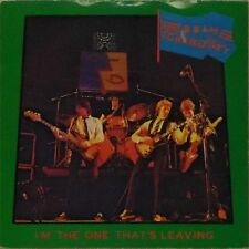 """BRAM TCHAIKOVSKY 'I'M THE ONE THAT'S LEAVING' UK PICTURE SLEEVE 7"""" SINGLE"""