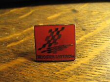 Hoosier Lottery Indiana Midwest State USA Millionaire Contest Logo Lapel Hat Pin