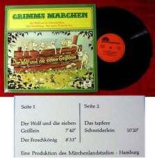 LP Grimms Märchen (Primaphon)