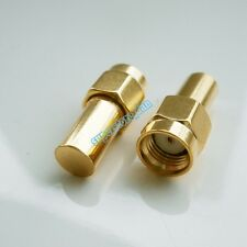 RP-SMA male jack center coaxial Termination Dummy Load 1W DC- 3.0GHz 50 ohm