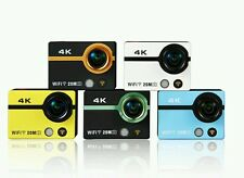 20MP 4K 170° UHD WATERPROOF SPORTS CAMERA WIFI UK SELLER 5 COLOURS GO PRO ALT