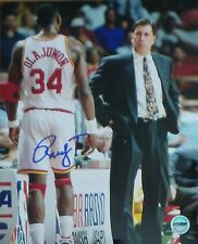 Rudy Tomjanovich Autographed Signed 8x10 Photo FSG Authenticated