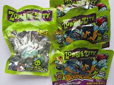 1 reeky TARTS swobblerz + 3 cartocci Zombie ZITY * bouncerz * NUOVO * OVP * (5)