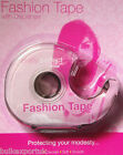 Double Sided Body Tape with dispenser Toupee Wig Dress Secret Tape modesty